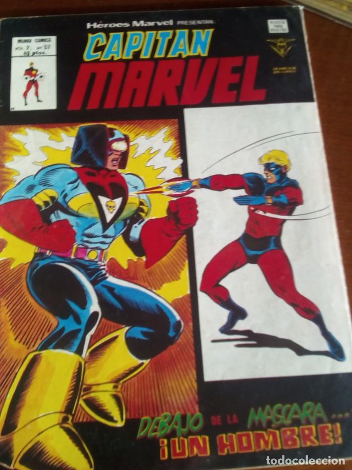 Cómics: HEROES MARVEL la masa dan defensor hombre de hierro N-1 AL 67 COMPLETA - Foto 58 - 63660951
