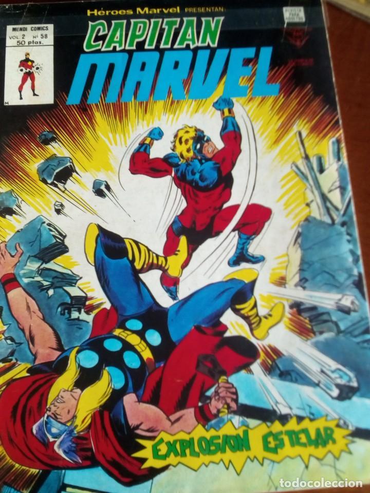 Cómics: HEROES MARVEL la masa dan defensor hombre de hierro N-1 AL 67 COMPLETA - Foto 59 - 63660951