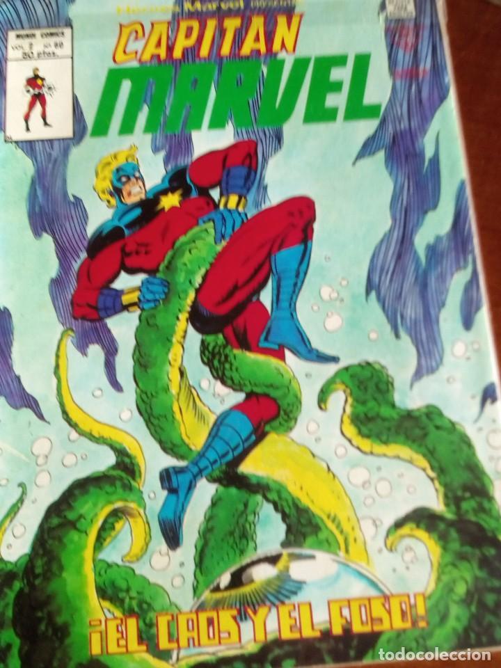 Cómics: HEROES MARVEL la masa dan defensor hombre de hierro N-1 AL 67 COMPLETA - Foto 61 - 63660951