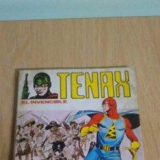 Cómics: TENAX EL INVENCIBLE V 1 VOL 1 TACO Nº 4. EL SEÑOR DEL TRUENO. VERTICE.. Lote 63997171