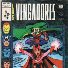 Cómics: COMIC VERTICE 1979 LOS VENGADORES VOL2 Nº 42 (BUEN ESTADO). Lote 64035735