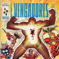 Cómics: COMIC VERTICE 1979 LOS VENGADORES VOL2 Nº 37 (EXCELENTE ESTADO). Lote 64037499