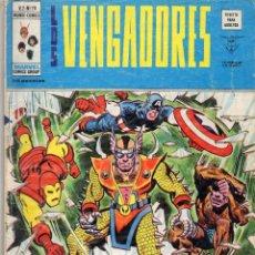 Cómics: COMIC VERTICE 1977 LOS VENGADORES VOL2 Nº 28 (BUEN ESTADO). Lote 64041927