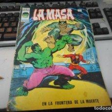 Cómics: VERTICE LA MASA VOLUMEN 3 NUMERO 29. Lote 64080915
