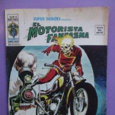 Cómics: SUPER HEROES Nº 18, EL MOTORISTA FANTASMA, VERTICE VOLUMEN 2¡¡¡ BUEN ESTADO!!!!!. Lote 64166103