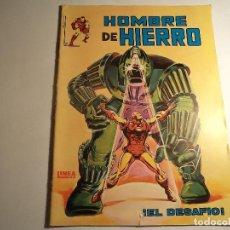 Comics: HOMBRE DE HIERRO. Nº 4. SURCO. (Z-26). Lote 64368959