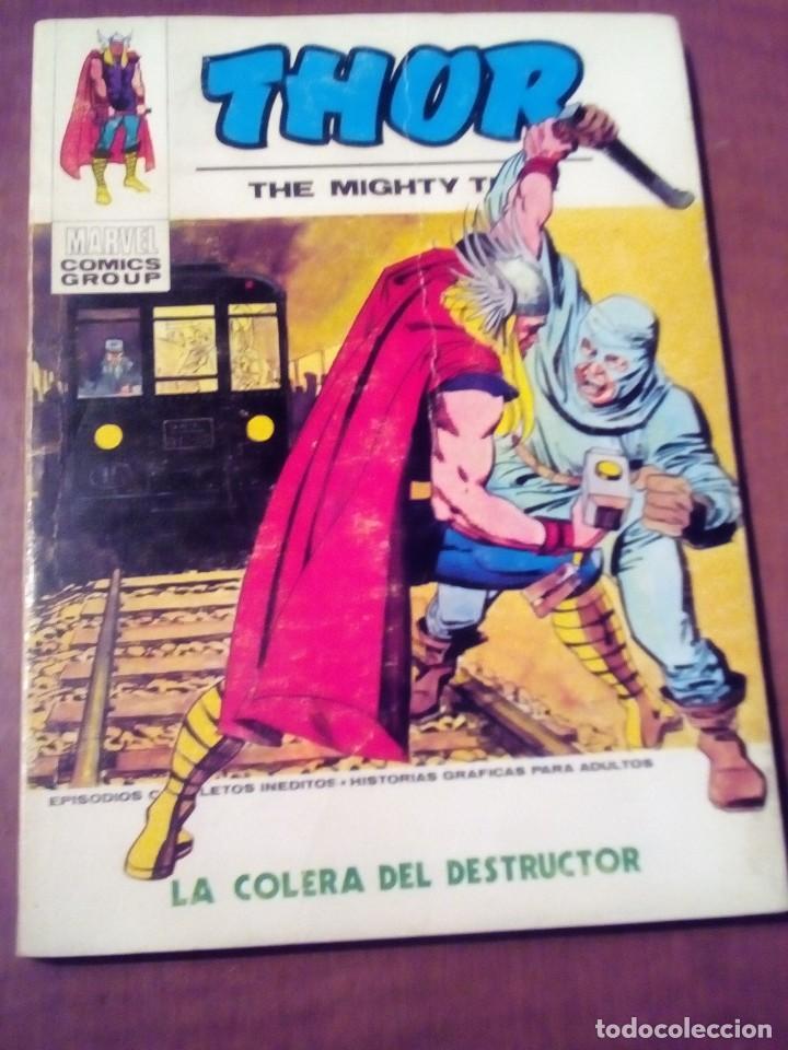 THOR N 31 (Tebeos y Comics - Vértice - Thor)
