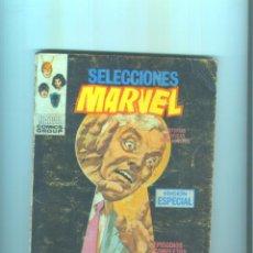 Cómics: VÉRTICE VOL. 1 SELECCIONES MARVEL Nº 6. 1970. RELATOS TENEBROSOS-.CON TARAS. Lote 64589855