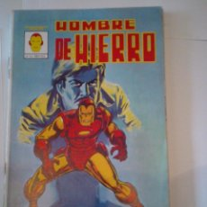 Cómics: EL HOMBRE DE HIERRO - VERTICE - MUNDICOMICS - COMPLETA - 8 NÚMEROS - MUY BUEN ESTADO - GORBAUD. Lote 64827535