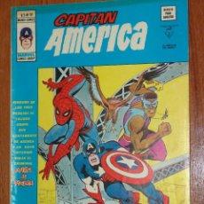 Cómics: CAPITAN AMERICA V3 VERTICE Nº19 EN GRAPA. Lote 64837667