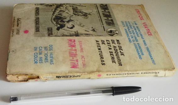 Cómics: SPIDERMAN / EL HOMBRE ARAÑA - QUE FÁCIL ES MORIR - ANTIGUO CÓMIC - EDICIÓN ESPECIAL - VÉRTICE MARVEL - Foto 3 - 120941235