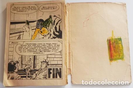 Cómics: SPIDERMAN / EL HOMBRE ARAÑA - QUE FÁCIL ES MORIR - ANTIGUO CÓMIC - EDICIÓN ESPECIAL - VÉRTICE MARVEL - Foto 5 - 120941235