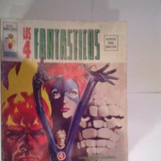 Cómics: LOS 4 FANTASTICOS - VERTICE - VOLUMEN 2 - COLECCION COMPLETA -BE- CJ 43 - GORBAUD. Lote 65417691