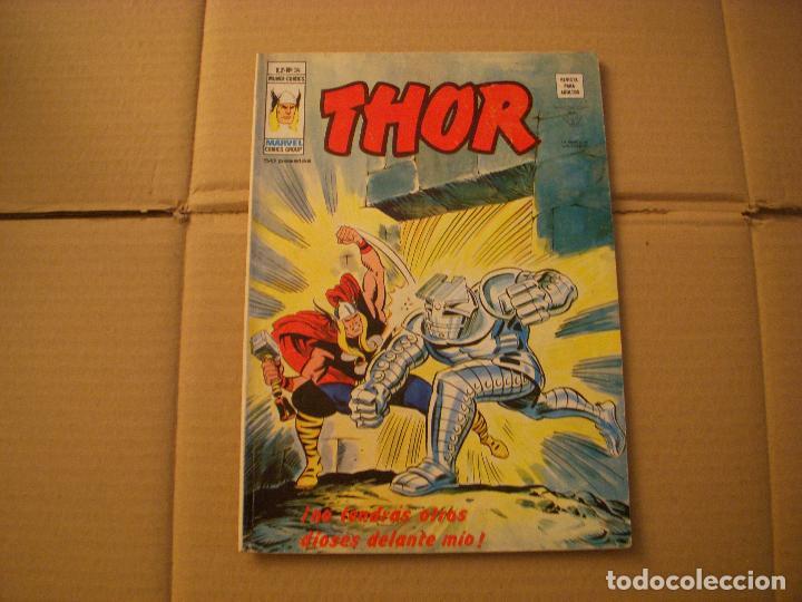 THOR Nº 34, VOLUMEN 2, EDITORIAL VÉRTICE (Tebeos y Comics - Vértice - Thor)