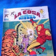 Cómics - SUPER HEROES VOL.2 Nº 47 LA COSA Y EL HOMBRE DE HIERRO - 65731078