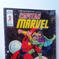 Cómics: HEROES MARVEL VOL.2 Nº 47 CAPITÁN MARVEL. Lote 65737986