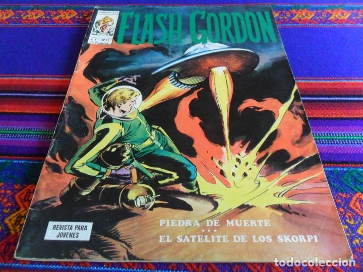 Cómics: VÉRTICE VOL. 1 FLASH GORDON NºS 1 5. 30 PTS. 1974. MUY BUEN ESTADO. - Foto 2 - 50288552