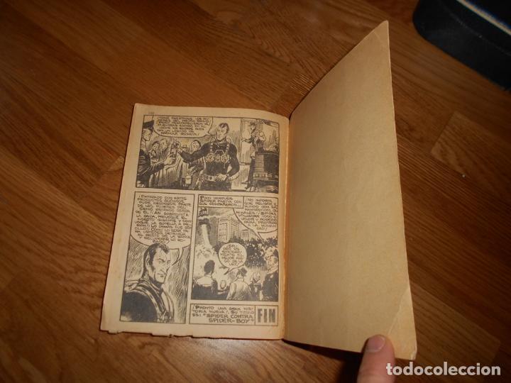 Cómics: VÉRTICE. SPIDER EL HOMBRE ARAÑA. EDICIÓN ESPECIAL VOLUMEN 3. 1973. 50 PTS. 288 PÁGINAS. MUY DIFÍCIL. - Foto 5 - 65767186