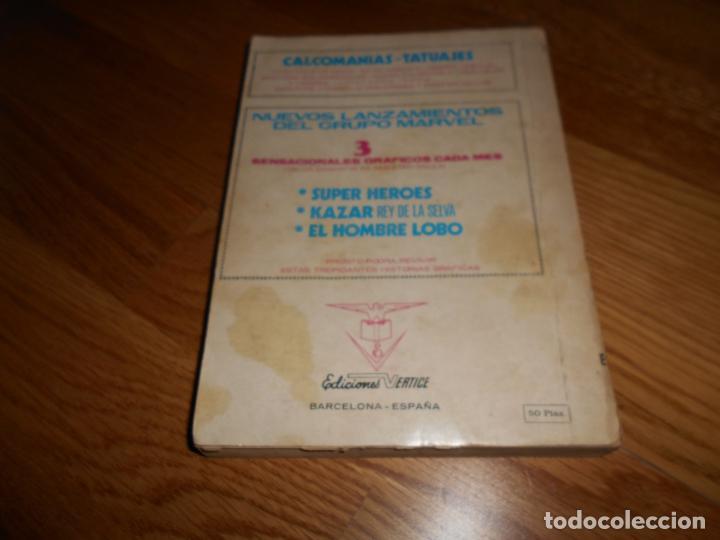 Cómics: VÉRTICE. SPIDER EL HOMBRE ARAÑA. EDICIÓN ESPECIAL VOLUMEN 3. 1973. 50 PTS. 288 PÁGINAS. MUY DIFÍCIL. - Foto 6 - 65767186