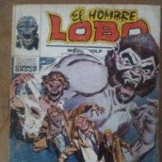 Cómics: EL HOMBRE LOBO Nº 7 VERTICE VOL. 1 POCKETT . Lote 65793950