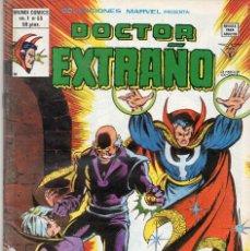Cómics: COMIC VERTICE 1980 SELECCIONES MARVEL VOL1 Nº 55 DR. EXTRAÑO (MUY BUEN ESTADO). Lote 65862942