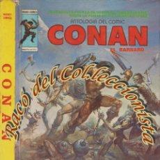 Cómics: ANTOLOGIA DEL COMIC N.1, CONAN EL BARBARO, EDITORIAL VERTICE, 1977, **FALTAN PAGS. 245 A 260**. Lote 65961558