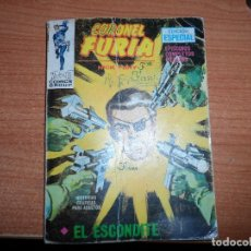 Cómics: CORONEL FURIA Nº 14 EDITORIAL VERTICE VOLUMEN 1 TACO . Lote 65995138