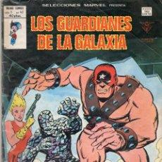Cómics: COMIC VERTICE 1980 SELECCIONES MARVEL VOL1 Nº 47 GUARDIANES DE LA GALAXIA (BUEN ESTADO). Lote 66131318