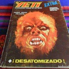 Cómics: VÉRTICE VOL. 1 YETI Nº 1. 1968. 25 PTS. DESATOMIZADO. BUEN ESTADO Y DIFÍCIL.. Lote 66132074