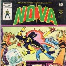 Cómics: COMIC VERTICE 1979 SELECCIONES MARVEL VOL1 Nº 41 NOVA (BUEN ESTADO). Lote 66234398