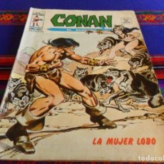 Cómics: VÉRTICE VOL. 2 CANAN Nº 9. 35 PTS. 1975. LA MUJER LOBO.. Lote 66235634