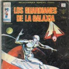 Cómics: COMIC VERTICE 1978 SELECCIONES MARVEL VOL1 Nº 35 LOS GUARDIANES DE LA GALAXIA (BUEN ESTADO). Lote 66743002