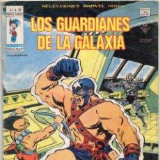Cómics: COMIC VERTICE 1978 SELECCIONES MARVEL VOL1 Nº 34 LOS GUARDIANES DE LA GALAXIA (BUEN ESTADO). Lote 66743254