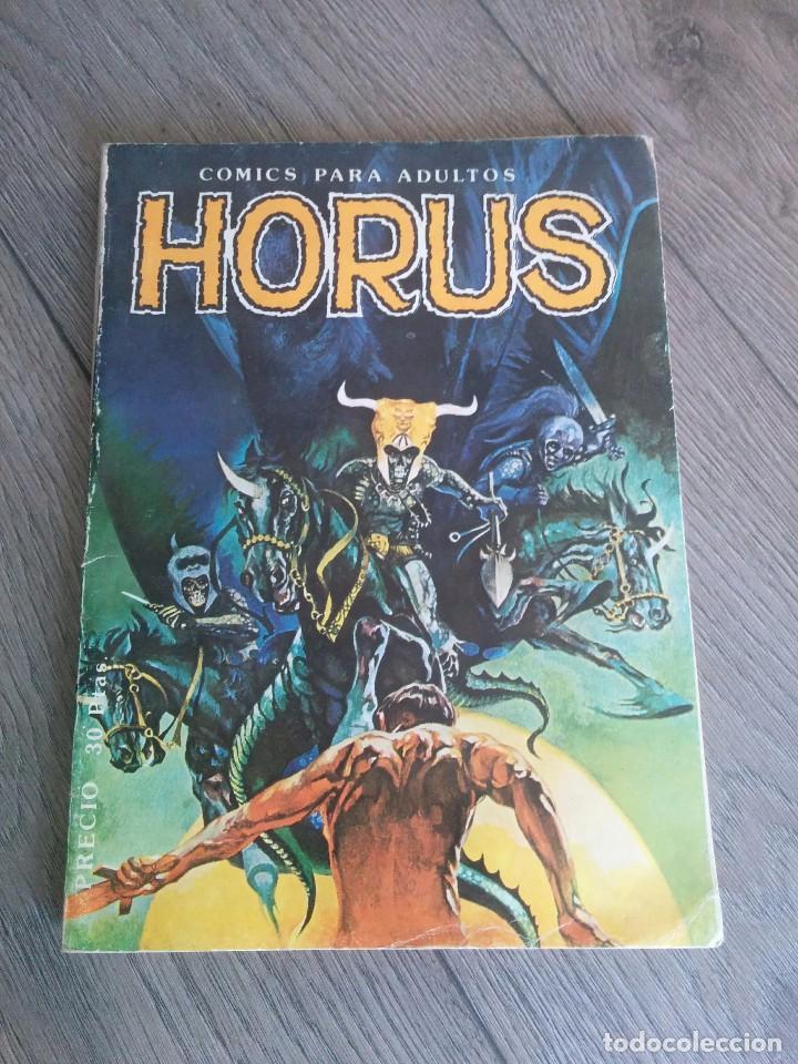 ANTIGUO CÓMICS PARA ADULTOS 1974 (Tebeos y Comics - Vértice - Terror)