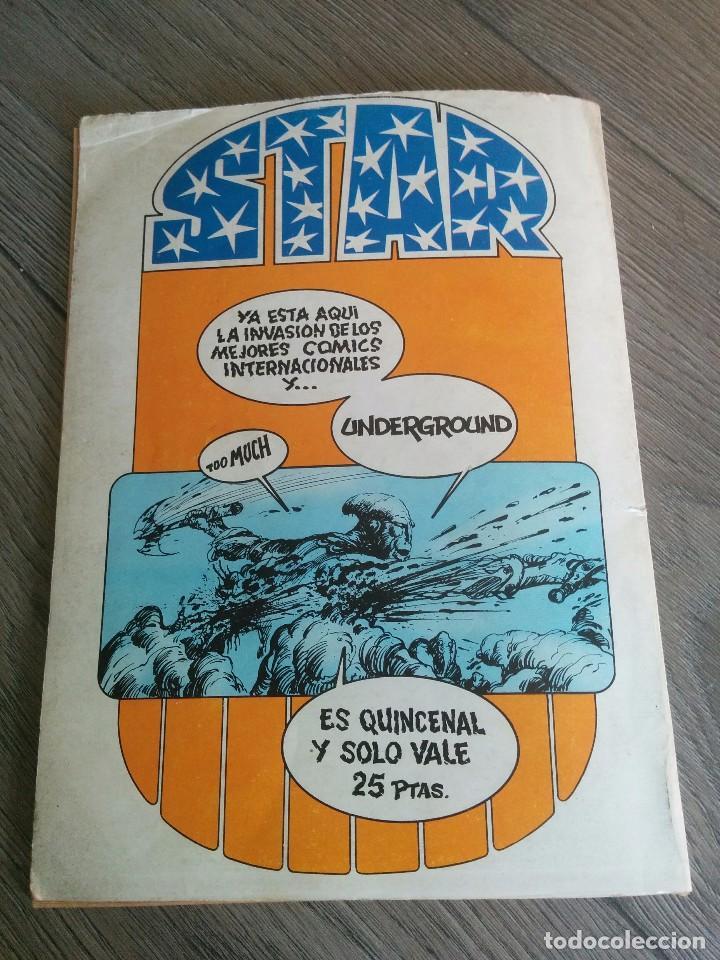 Cómics: Antiguo Cómics para adultos 1974 - Foto 5 - 66806298