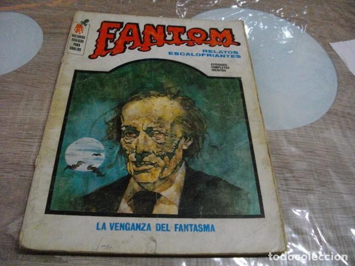CÓMICS FANTON - EL DE LAS FOTOS - VER TODOS MIS LOTES DE TEBEOS (Tebeos y Comics - Vértice - Terror)