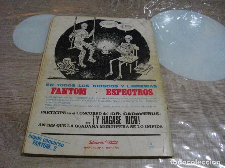 Cómics: CÓMICS FANTON - EL DE LAS FOTOS - VER TODOS MIS LOTES DE TEBEOS - Foto 4 - 66984054