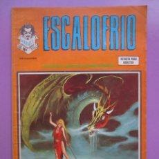 Cómics: ESCALOFRIO Nº 59, VERTICE ¡¡BUEN ESTADO !!!!!. Lote 67184181