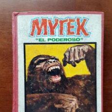 Cómics: MYTEK EL PODEROSO.EDICIONES VERTICE 1969. VOL 3 TAPA DURA. Lote 67196001
