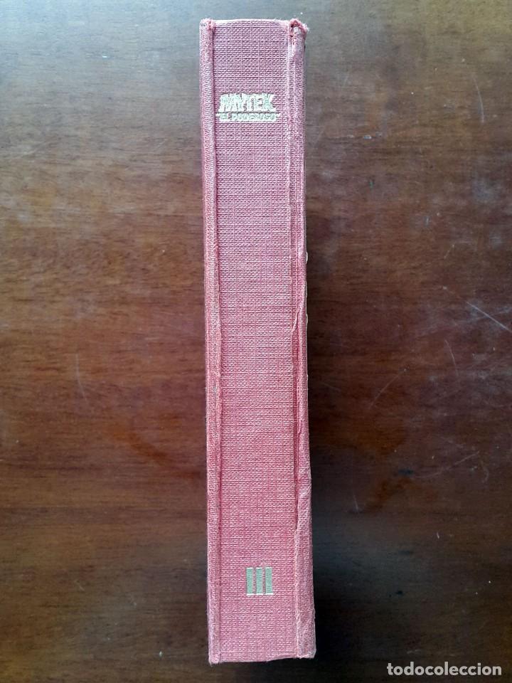 Cómics: MYTEK EL PODEROSO.EDICIONES VERTICE 1969. VOL 3 TAPA DURA - Foto 3 - 67196001