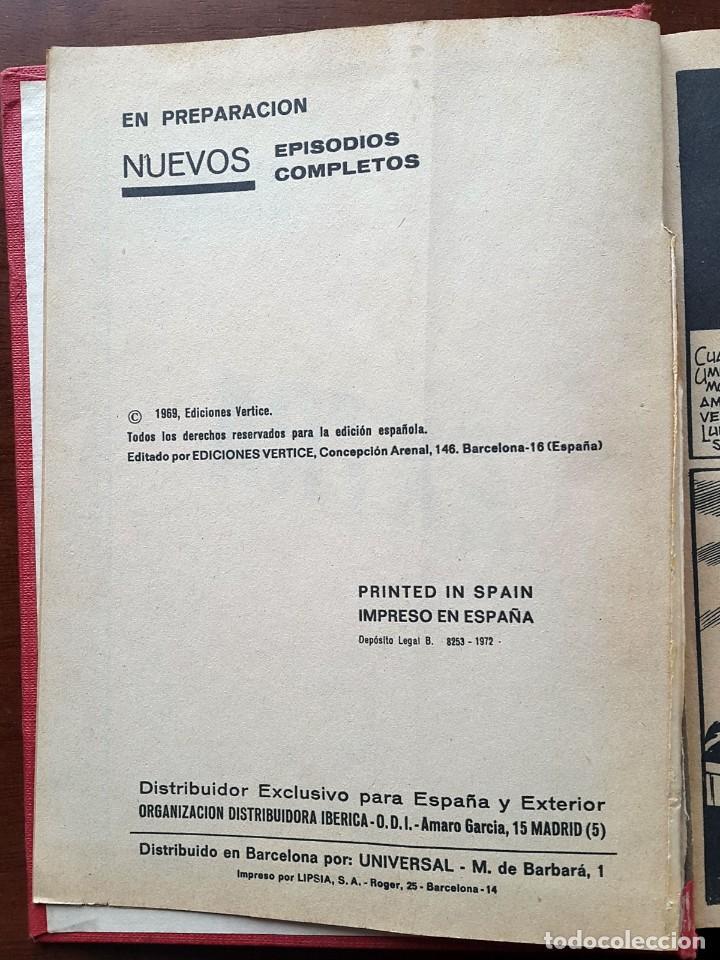 Cómics: MYTEK EL PODEROSO.EDICIONES VERTICE 1969. VOL 3 TAPA DURA - Foto 4 - 67196001