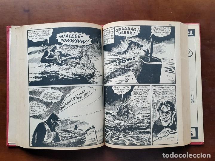 Cómics: MYTEK EL PODEROSO.EDICIONES VERTICE 1969. VOL 3 TAPA DURA - Foto 6 - 67196001