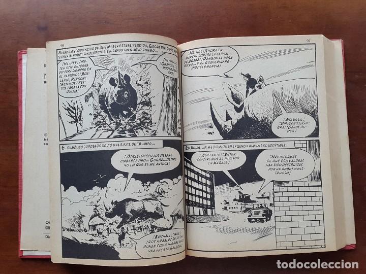 Cómics: MYTEK EL PODEROSO.EDICIONES VERTICE 1969. VOL 3 TAPA DURA - Foto 7 - 67196001