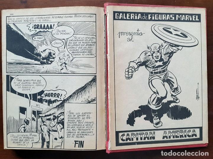 Cómics: MYTEK EL PODEROSO.EDICIONES VERTICE 1969. VOL 3 TAPA DURA - Foto 8 - 67196001