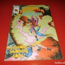 Cómics: SUPER HEROES- LA COSA Y WUNDARR VOL. 2 Nº 122 - MUNDI COMICS- VERTICE. Lote 67337965