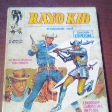 Cómics: RAYO KID N-9 LEER DESCRIPCION MIRAR FOTOS. Lote 67387845