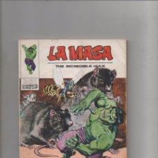 Cómics: LA MASA VOL.1 Nº 26: UN INFIERNO PARA LA MASA.VERTICE.DA. Lote 67492693