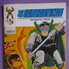 Cómics: LO 4 FANTASTICOS º 44 VERTICE VOLUMEN 1, ¡¡¡BASTANTE BUEN ESTADO!!!!. Lote 67620937