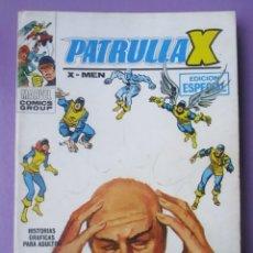 Cómics: PATRULLA X Nº 7 1ª EDICION, VERTICE VOLUMEN 1, ¡¡¡ BUEN ESTADO!!!!. Lote 67622845