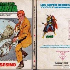 Cómics: VERTICE SARGENTO FURIA 26. Lote 67743509